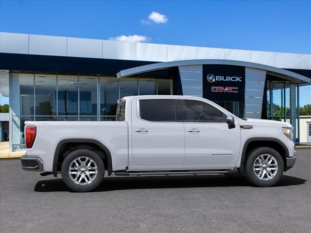 2021 GMC Sierra 1500 Crew Cab 4x4, Pickup #FG4027 - photo 5