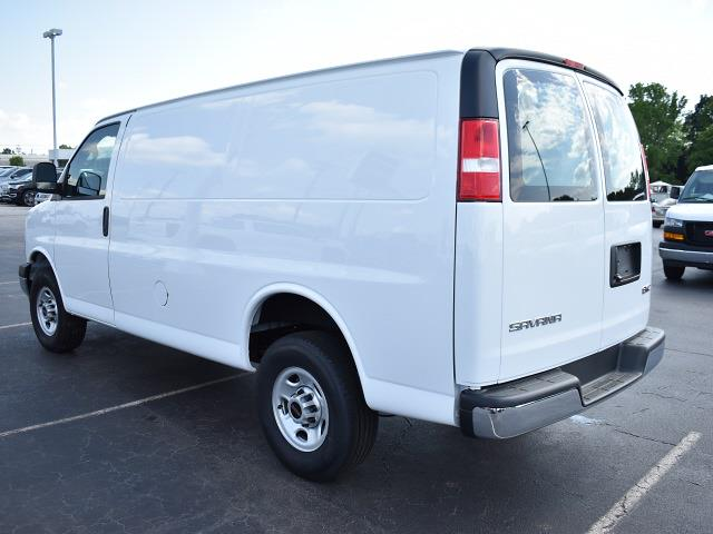 2021 GMC Savana 2500 4x2, Empty Cargo Van #FG6572 - photo 27
