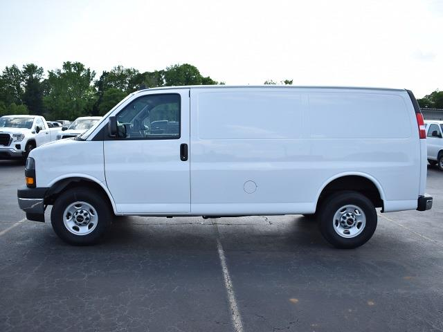2021 GMC Savana 2500 4x2, Empty Cargo Van #FG6572 - photo 28