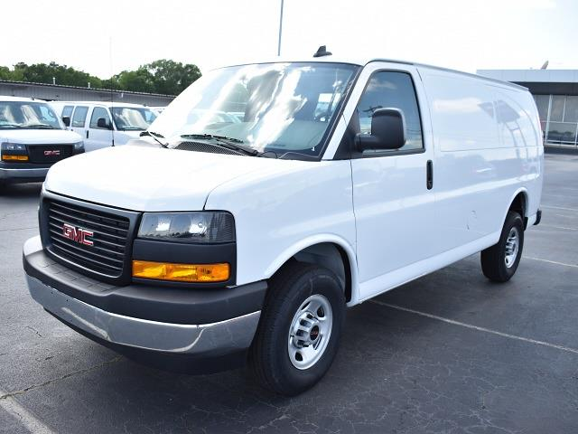 2021 GMC Savana 2500 4x2, Empty Cargo Van #FG6572 - photo 29