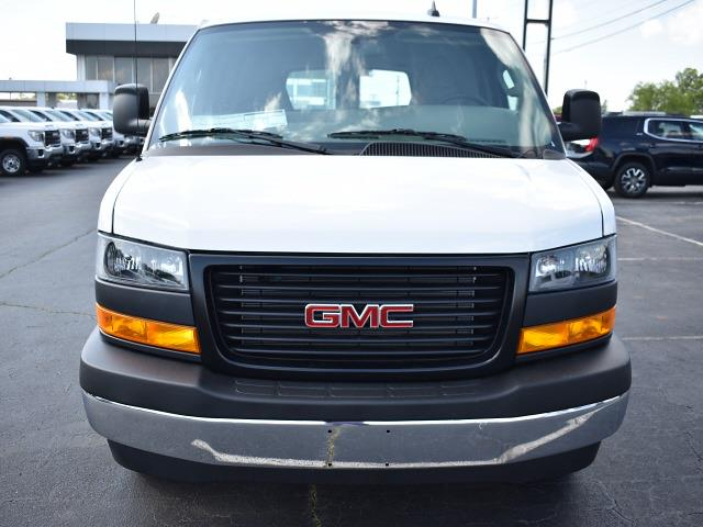 2021 GMC Savana 2500 4x2, Empty Cargo Van #FG6572 - photo 30