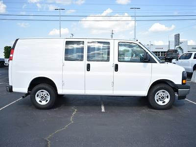 2021 GMC Savana 2500 4x2, Empty Cargo Van #FG6572 - photo 4