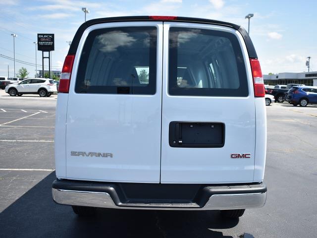 2021 GMC Savana 2500 4x2, Empty Cargo Van #FG6627 - photo 25
