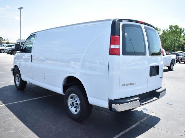 2021 GMC Savana 2500 4x2, Empty Cargo Van #FG6627 - photo 26