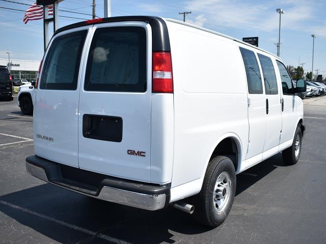 2021 GMC Savana 2500 4x2, Empty Cargo Van #FG6627 - photo 4