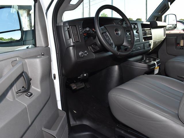 2021 GMC Savana 2500 4x2, Empty Cargo Van #FG6666 - photo 3