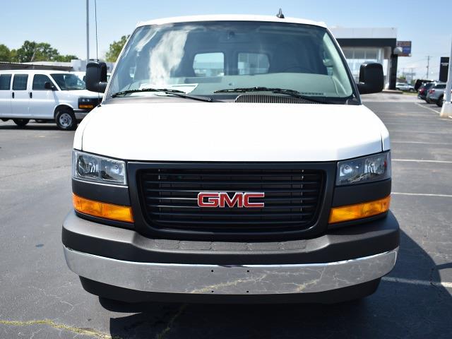 2021 GMC Savana 2500 4x2, Empty Cargo Van #FG6721 - photo 30