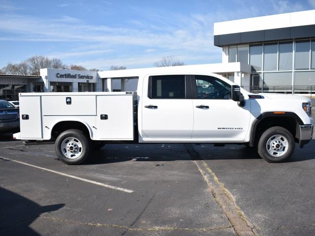 2021 GMC Sierra 2500 Crew Cab 4x2, Knapheide Steel Service Body #FG6723X - photo 3