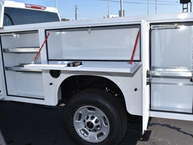 2021 GMC Sierra 2500 Crew Cab 4x2, Knapheide Steel Service Body #FG6723X - photo 9