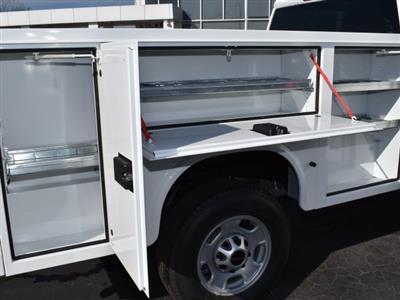 2021 GMC Sierra 2500 Crew Cab 4x2, Knapheide Steel Service Body #FG6723X - photo 12