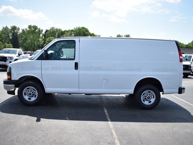 2021 GMC Savana 2500 4x2, Empty Cargo Van #FG6745 - photo 28