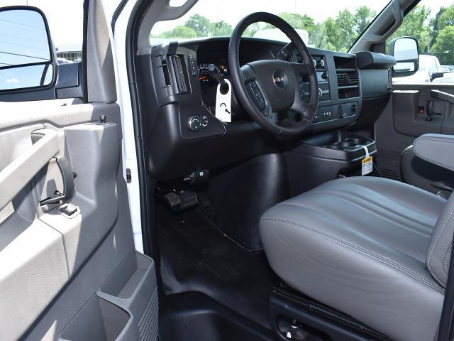 2021 GMC Savana 2500 4x2, Empty Cargo Van #FG6745 - photo 3