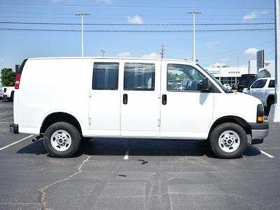2021 GMC Savana 2500 4x2, Empty Cargo Van #FG6745 - photo 4