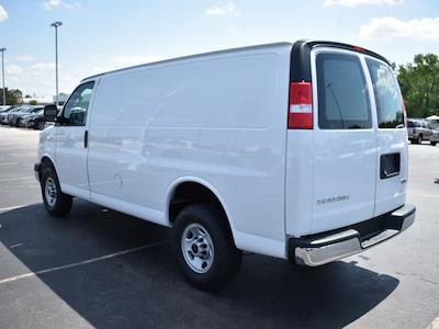 2021 GMC Savana 2500 4x2, Empty Cargo Van #FG6745 - photo 27