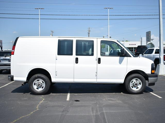 2021 GMC Savana 2500 4x2, Empty Cargo Van #FG6795 - photo 4