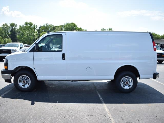 2021 GMC Savana 2500 4x2, Empty Cargo Van #FG6795 - photo 28