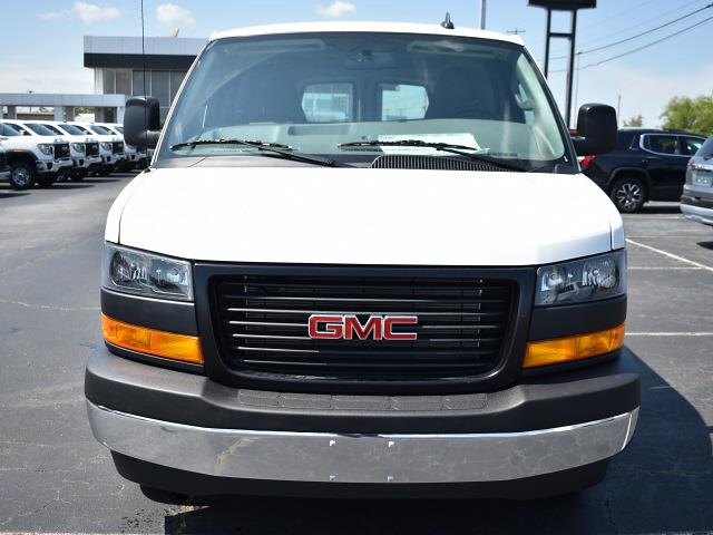 2021 GMC Savana 2500 4x2, Empty Cargo Van #FG6795 - photo 30