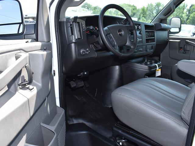 2021 GMC Savana 2500 4x2, Empty Cargo Van #FG6795 - photo 3