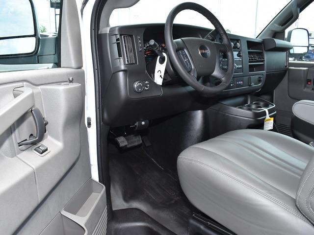 2021 GMC Savana 2500 4x2, Empty Cargo Van #FG6804 - photo 3