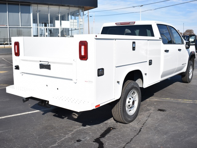 2021 GMC Sierra 2500 Crew Cab 4x2, Knapheide Service Body #FG6927X - photo 1