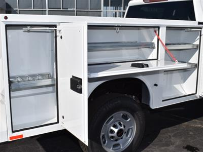 2021 GMC Sierra 2500 Crew Cab 4x2, Knapheide Service Body #FG6927X - photo 12