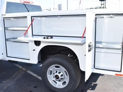 2021 GMC Sierra 2500 Crew Cab 4x2, Knapheide Service Body #FG6927X - photo 9