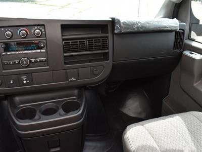 2020 GMC Savana 3500 4x2, Unicell Classicube Cutaway Van #FG7047 - photo 11