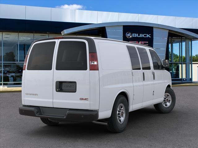 2020 GMC Savana 2500 4x2, Empty Cargo Van #FG7055X - photo 1