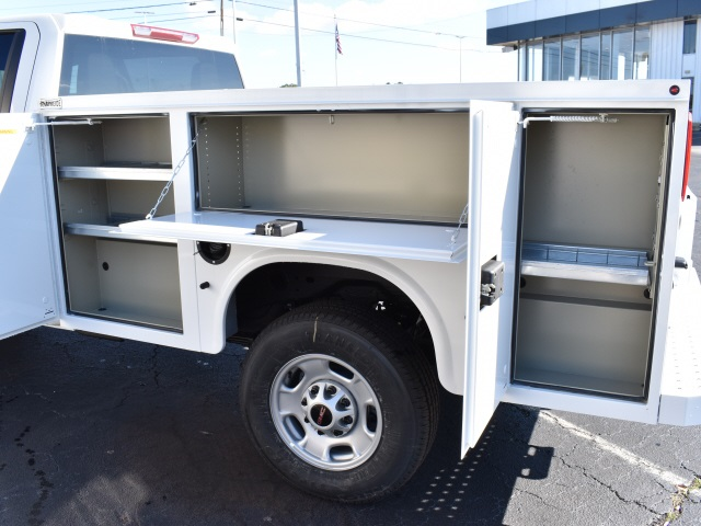 2020 GMC Sierra 2500 Crew Cab 4x2, Knapheide Steel Service Body #FG7640 - photo 9