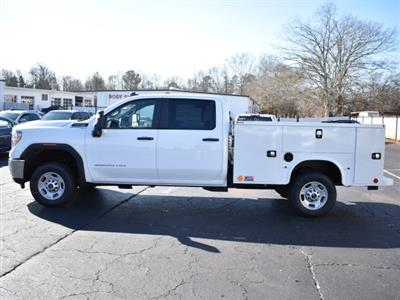 2020 GMC Sierra 2500 Crew Cab 4x2, Knapheide Steel Service Body #FG7640 - photo 28