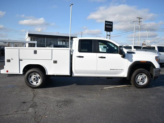 2020 GMC Sierra 2500 Double Cab 4x4, Reading SL Service Body #FG8017 - photo 3