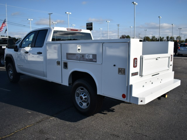 2020 GMC Sierra 2500 Double Cab 4x4, Reading SL Service Body #FG8017 - photo 27