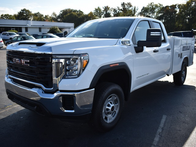 2020 GMC Sierra 2500 Double Cab 4x4, Reading SL Service Body #FG8017 - photo 29