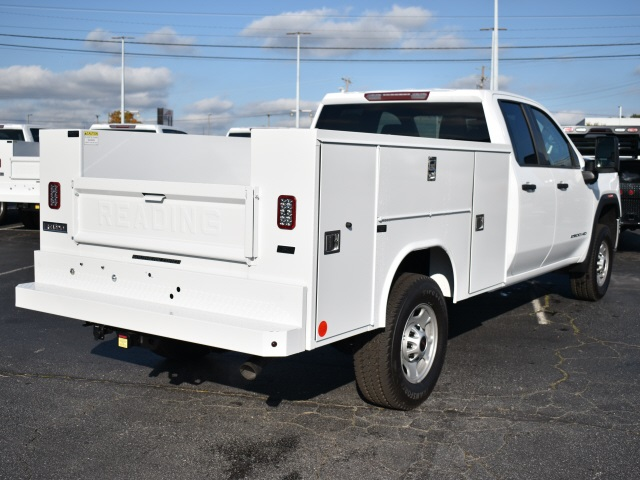2020 GMC Sierra 2500 Double Cab 4x4, Reading SL Service Body #FG8017 - photo 2