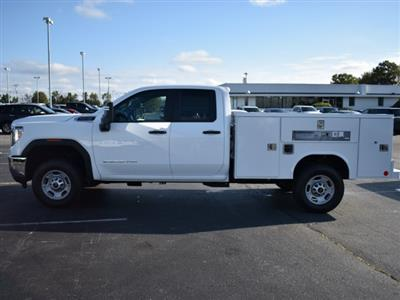 2020 GMC Sierra 2500 Double Cab 4x4, Reading SL Service Body #FG8017 - photo 28