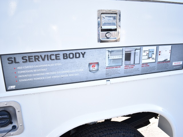 2020 GMC Sierra 2500 Crew Cab 4x2, Reading SL Service Body #FG8147 - photo 10
