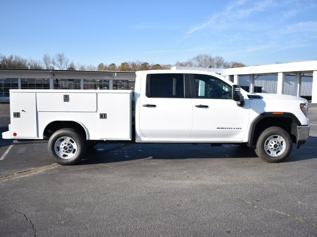 2020 GMC Sierra 2500 Crew Cab 4x2, Reading SL Service Body #FG8147 - photo 3
