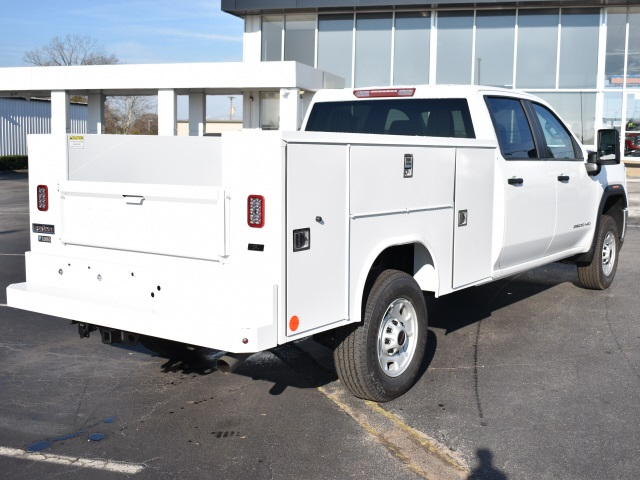 2020 GMC Sierra 2500 Crew Cab 4x2, Reading SL Service Body #FG8147 - photo 2