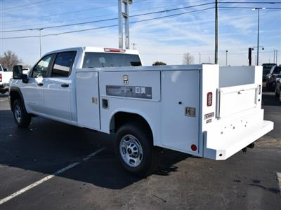 2020 GMC Sierra 2500 Crew Cab 4x2, Reading SL Service Body #FG8147 - photo 27