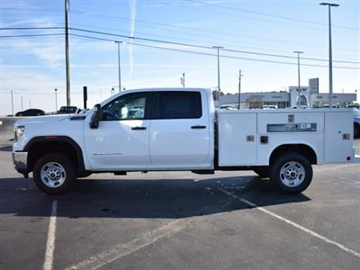 2020 GMC Sierra 2500 Crew Cab 4x2, Reading SL Service Body #FG8147 - photo 28