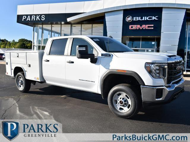 2020 GMC Sierra 2500 Crew Cab 4x2, Knapheide Steel Service Body #FG8208 - photo 1
