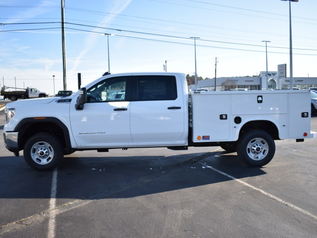 2020 GMC Sierra 2500 Crew Cab 4x2, Knapheide Steel Service Body #FG8208 - photo 28