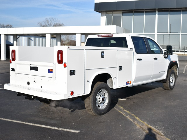 2020 GMC Sierra 2500 Crew Cab 4x2, Knapheide Steel Service Body #FG8208 - photo 2