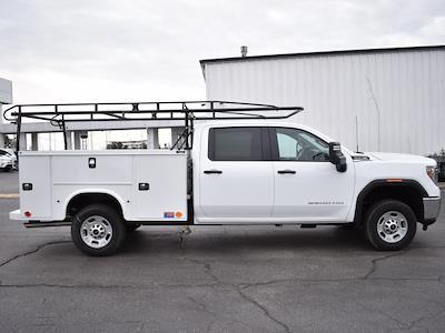 2020 GMC Sierra 2500 Crew Cab 4x2, Knapheide Steel Service Body #FG8244 - photo 3