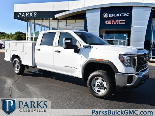 2020 GMC Sierra 2500 Crew Cab 4x2, Reading SL Service Body #FG8286 - photo 1