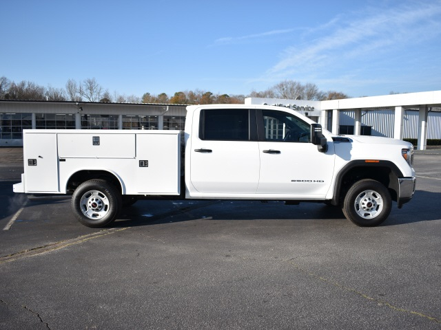 2020 GMC Sierra 2500 Crew Cab 4x2, Reading SL Service Body #FG8286 - photo 3