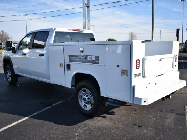 2020 GMC Sierra 2500 Crew Cab 4x2, Reading SL Service Body #FG8286 - photo 27