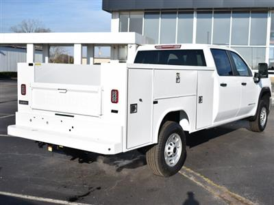 2020 GMC Sierra 2500 Crew Cab 4x2, Reading SL Service Body #FG8286 - photo 2
