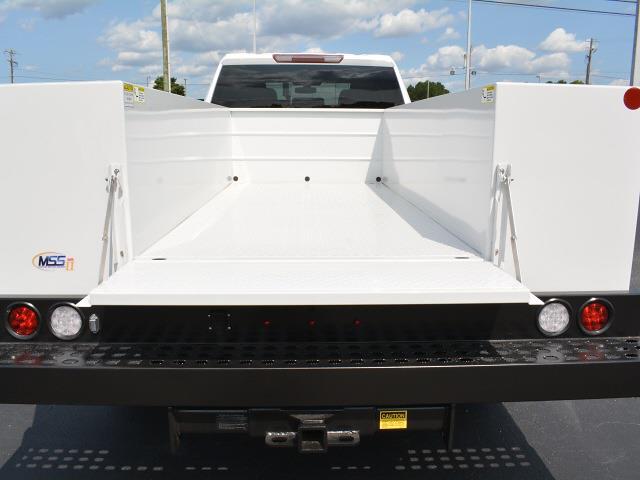 2021 Sierra 3500 Crew Cab 4x2,  Monroe Truck Equipment MSS II Service Body #FG9617 - photo 12
