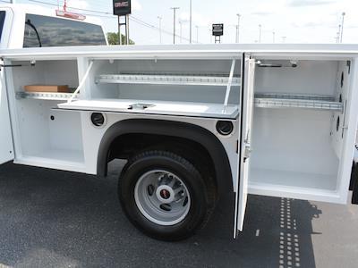 2021 Sierra 3500 Crew Cab 4x2,  Monroe Truck Equipment MSS II Service Body #FG9617 - photo 10